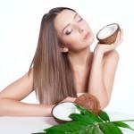 8 moduri de ingrijire a parului cu ulei de cocos!