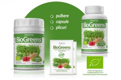 biogreens supliment